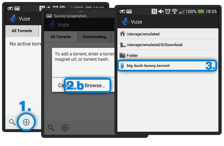 how to add search torrents to vuze